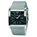 Emporio Armani AR2012 Mens Watch silvercolored