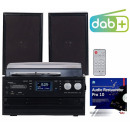 auvisio PLAYER MHX-640.bt konwerter DAB +