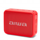 groothandel HI-FI & Audio: Aiwa BS-200RD rode bluetooth speaker TWS FM
