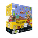 grossiste Electronique de divertissement: Nintendo Wii U  32GB Premium Pack Super Mario Maker