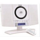 Denver MC-5220 white stand and wall mounted CD pla