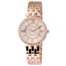 Großhandel Schmuck & Uhren: Excellanc 1511  Damen Armbanduhr Farbe roségold