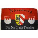 Flag Nürnberg No.1 90 x 150 cm