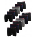 grossiste Lingerie & Sous-vetements: Garcia Pescara Uomo8 Boxershorts Taille L 12-pack