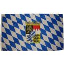grossiste Gadgets et souvenirs: Drapeau de crête Bayern 90 x 150 cm