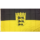 wholesale Gifts & Stationery: Flag of Baden-Wuerttemberg 250 x 150 cm
