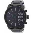 Diesel DZ4207 Stainless Steel Black Chronograph Me