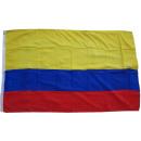 XXL bandera bandera de Colombia 250 x 150 cm