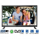 32  inch Makena  D315 LED TV HD Triple Tuner CI + F