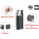 wholesale Consumer Electronics: 5in1 OctaCam Lighter Full HD Video Camera Spycam