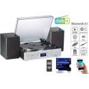 auvisio music system MHX-620 turntable / digital
