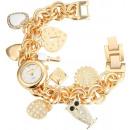 grossiste Bijoux & Montres: Excellanc 1507  montre avec bracelet en métal u