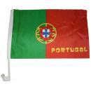 wholesale RC Toys: Car Flag Portugal 30 x 40 cm