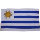 grossiste Gadgets et souvenirs:Flag Uruguay 90 x 150 cm