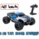 Blij´r Speed´r blue remote controlled RC car 45km