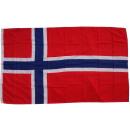 Flag Noruega 90 x 150 cm