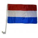 Autovlag Nederland 30 x 40 cm
