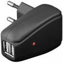 groothandel Computer & telecommunicatie: Goobay universal  dubbele -USB ...