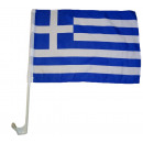 wholesale RC Toys: Car Flag Greece 30 x 40 cm