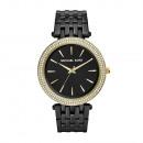 Michael Kors MK3322 Ladies horloge zwart met S