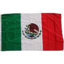 grossiste Gadgets et souvenirs: Drapeau du Mexique 90 x 150 cm