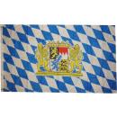 mayorista Gadgets y recuerdos: Bandera Bayern León Estado Libre 90 x 150 cm