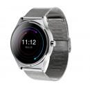 GoClever Smartwatch ELEGANCE silberfarbig