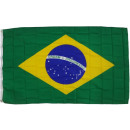 mayorista Regalos y papeleria: bandera XXL Brasil 250 x 150 cm