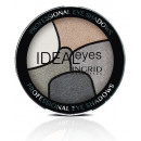grossiste Maquillage: INGRID Eyeshadow IDEAL YEUX No. 01 7g