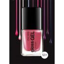 mayorista Esmalte de uñas: Nail Gel Gel Gloss No. 531 de 7 ml
