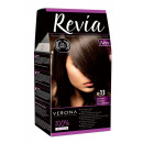 Verona Hair-Farbstoff No. 13 DARK BROWN 50ml