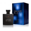 wholesale Perfume: Eau de Toilette 07  - Chicago Blues 100ml