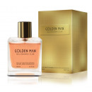 Großhandel Parfum: Eau de Toilette 18 - Golden Man 100ml