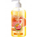 Naturia Body Soap Grapefruit 300ml