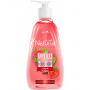 Naturia Body Soap Strawberry 500ml