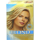 Brightener blonde streaks to 6 tones