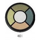 grossiste Maquillage: Eyeshadow Cloche Couleur Mode nr401