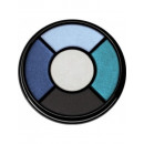 grossiste Maquillage: Eyeshadow Cloche Couleur Mode nr404