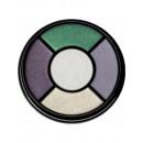 Sombra de ojos color de la manera nr405 Campana