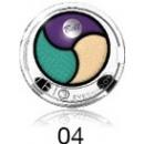 grossiste Maquillage: Bell a Eyeshadow Trio Nr04