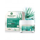Moisturizing cream with aloe for day and night 50m