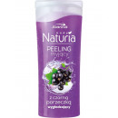 wholesale Drugstore & Beauty: Naturia Body Scrub  mini black currant 100g