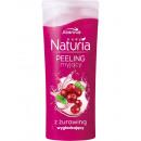 Naturia Body Scrub  mini washing Cranberry 100g