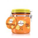 Dairy Fun Body Scrub 300g Peach