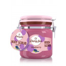 wholesale Shower & Bath: Dairy Fun Body Scrub 300g Berry