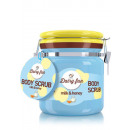 Dairy Fun Body Scrub Milk & Honey 300g