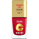 grossiste Vernis a Ongles: Hybrid Gel vernis à ongles NR01 11ml rouge