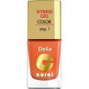 mayorista Salud y Cosmetica: naranja de esmalte de uñas de gel híbrido nr02