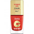 wholesale Nail Varnish: Hybrid Gel Nail NR14 orange red