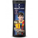 Dusche Football Stars Messi Gel 250ml 2in1